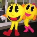 Ms. und Mr. Pacman